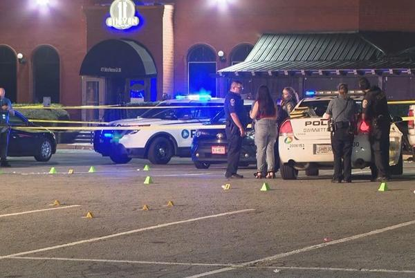 Picture for Two dead in separate shootings in Gwinnett County, one outside popular lounge