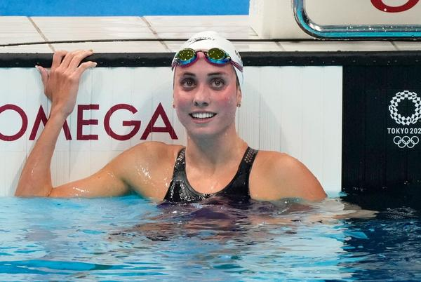 Picture for Opinion: 19-year-old swimmer Emma Weyant could win USA's first gold at Tokyo Olympics