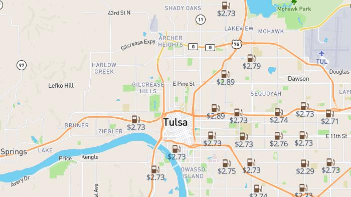 Picture for Diesel lookout: Survey shows some Tulsa stations charging $0.28 extra