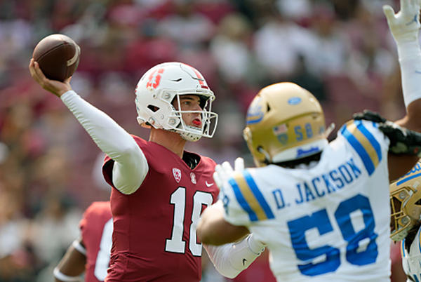 Picture for UCLA Bruins Spoil Stanford Homecoming