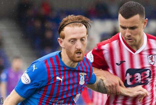 Picture for Scottish Championship: Fascinating Saturday beckons in second tier