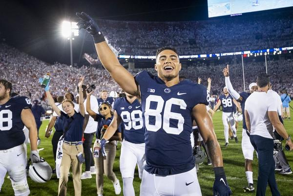 Picture for Big Ten football Week 4 betting odds, picks, schedule and TV info