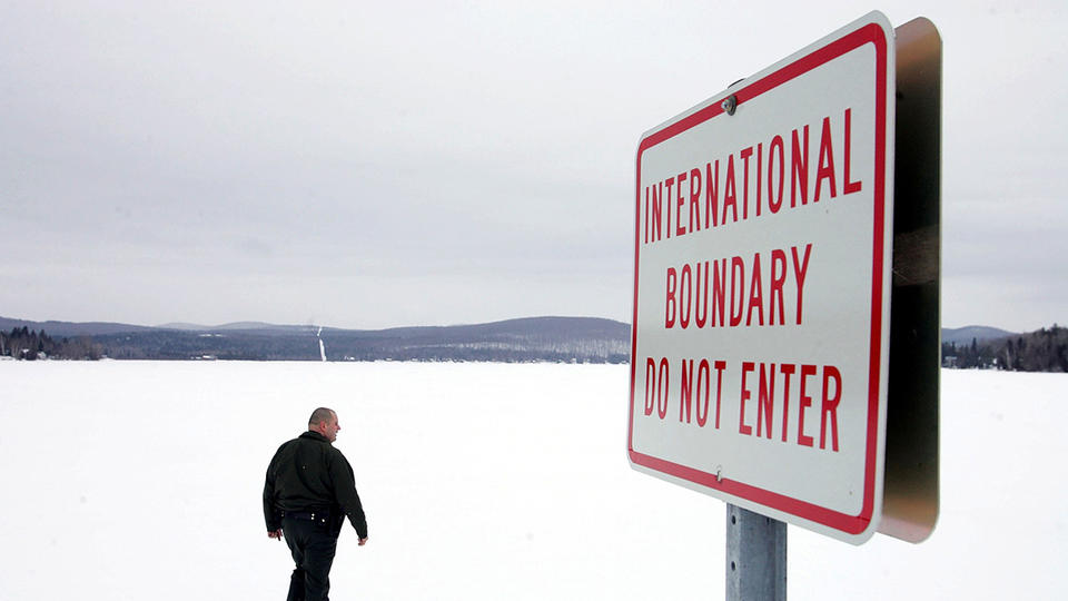 Picture for 'Bull----': Frustrations boil after U.S., Canada extend border closure for at least another month