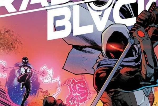 Picture for REVIEW: 'Radiant Black,' Issue #8