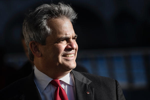 Picture for Austin Texas Mayor Steve Adler not worried about Covid-19 outbreaks after ACL Music Fest became a superspreader event