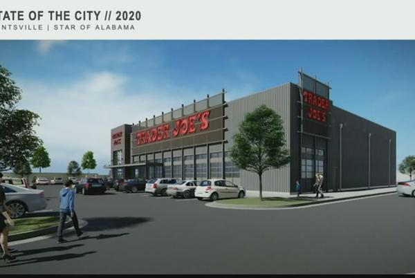 Picture for Trader Joe's Huntsville store to open September 30th