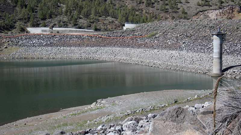 Picture for County facing historic level drought