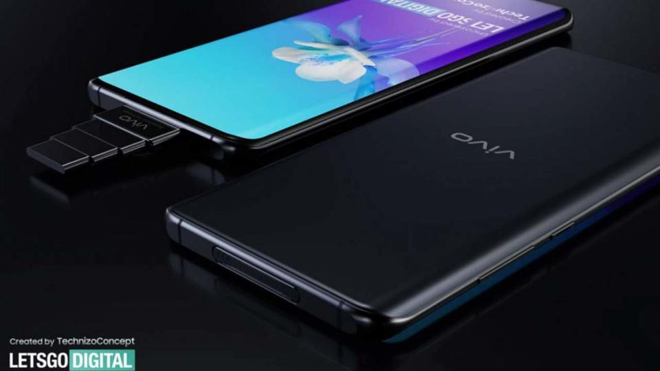 Picture for Vivo patent outlines odd pop-up camera system