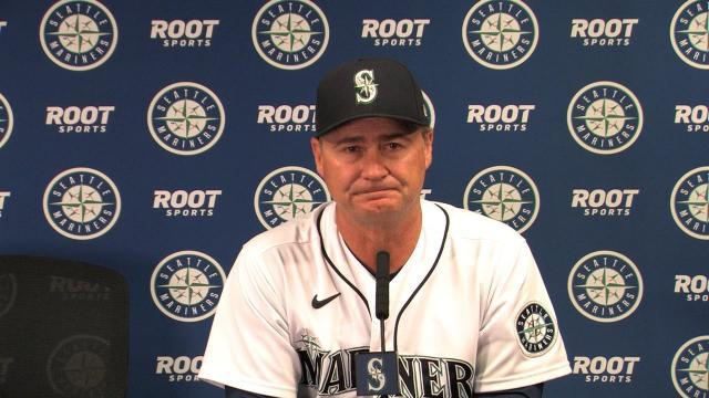 Picture for Seattle Mariners   Scott Servais on confidence, win
