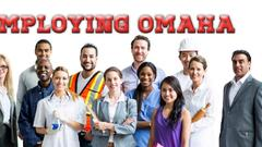 Cover for Employing Omaha – August 2021