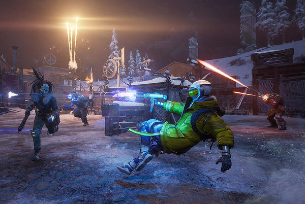 Picture for Free to play PvPvE shooter Scavengers enters early access this week