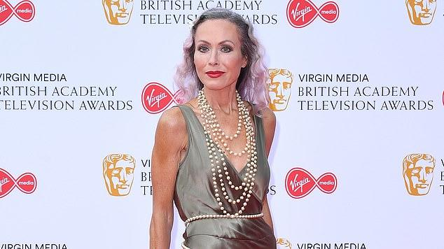 Picture for Soap star Amanda Mealing swaps her Casualty smock for a Strictly frock