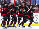Picture for GARRIOCH: Josh Norris scores winner in OT as Senators close out their season with victory over Leafs