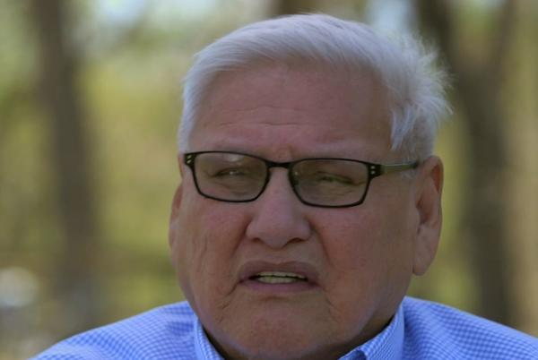 Picture for Honorary degree awarded by K-State to man who helped revive Osage language