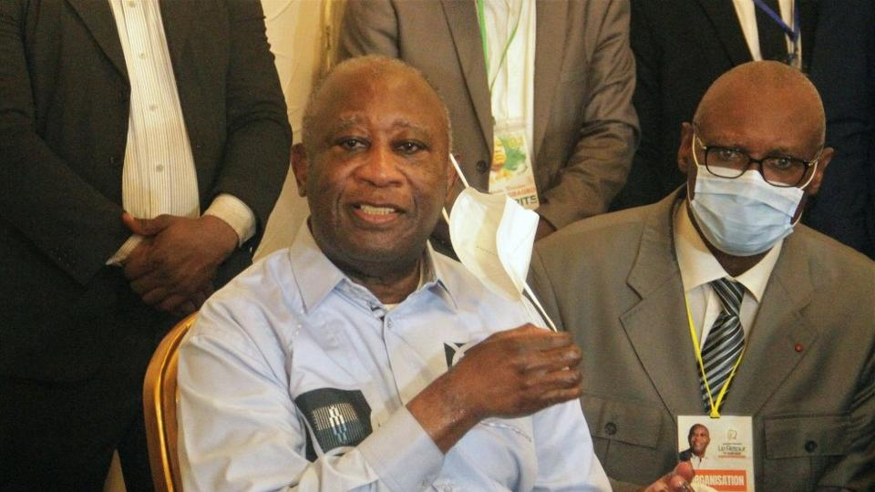 Picture for Former President Laurent Gbagbo returns to Ivory Coast after ICC acquittal