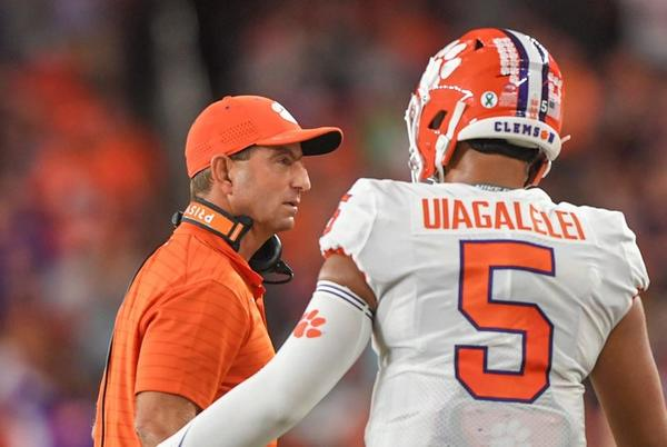 Picture for Clemson football: Tigers' ACC championship outlook in doubt entering Week 8 at Pittsburgh Panthers