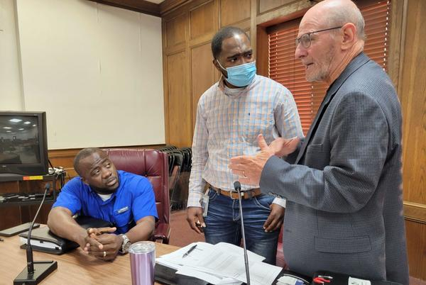 Picture for Police jurors want restrictions on board commissioners