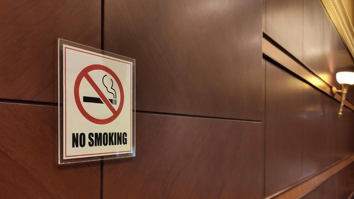 Cover for City again considering smoking ban in multi-unit residences, outside of bars