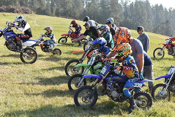 Picture for NH Recreation Association's 2021 Hare Scramble