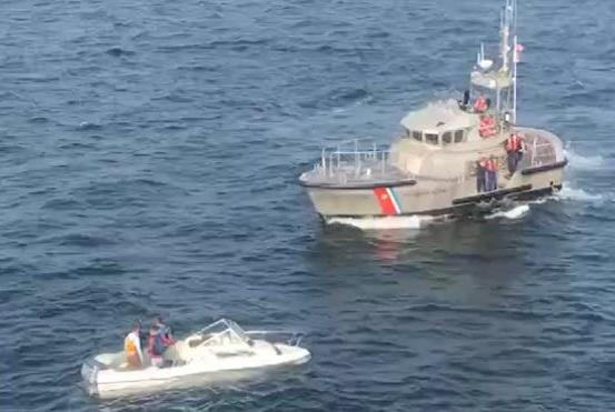 Picture for Coast Guard, firefighters rescue 6 off Beach Haven