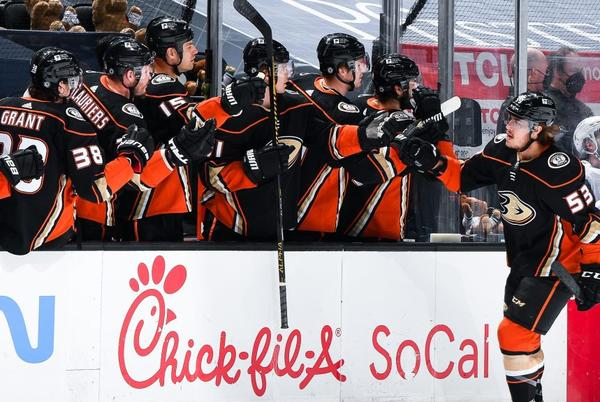 Picture for Anaheim Ducks: 2021-22 NHL season preview