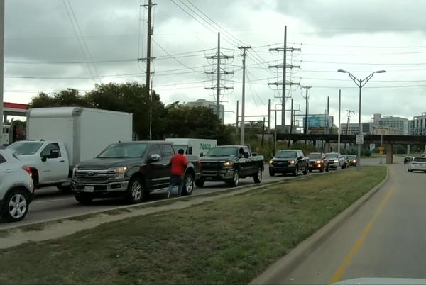 Picture for New Dallas Approach to Panhandling Designed to Combine 'Compassion Plus Enforcement'