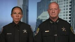 Cover for Illinois officer says she lost job protecting local high school over defense of thin blue line patch