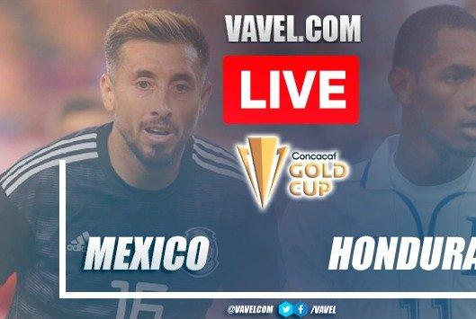 Picture for Goals and highlights: Mexico 3-0 Honduras in Gold Cup 2021
