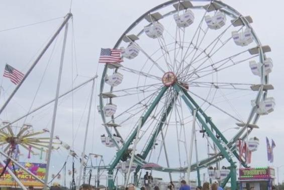 Picture for Rice Festival ride area closed Friday night due to 'chaotic situation involving juveniles'
