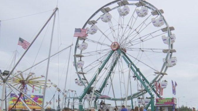 Cover for Rice Festival ride area closed Friday night due to 'chaotic situation involving juveniles'