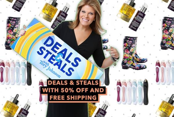 Picture for 'GMA' Deals & Steals with 50% off and free shipping