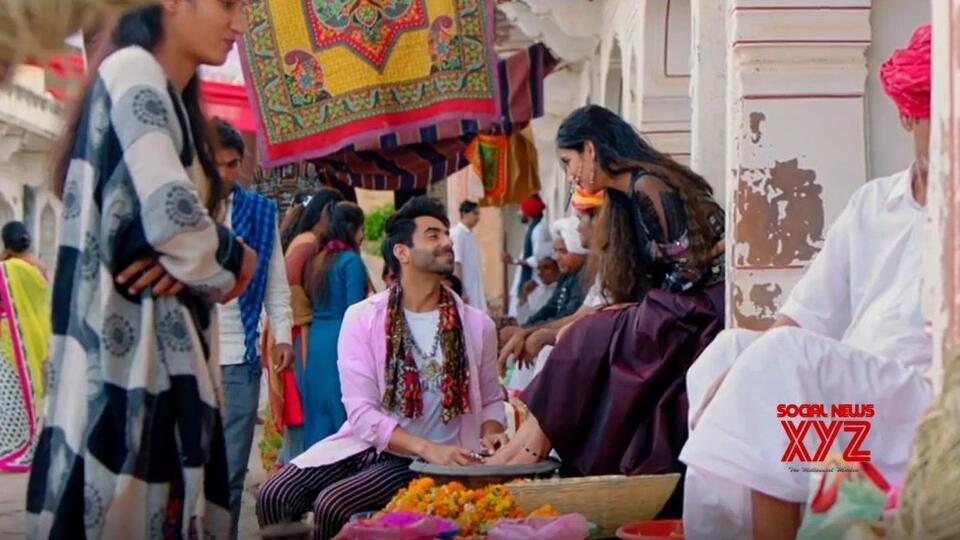 Picture for Aparshakti Khurana releases Asees Kaur's new song 'Aaya jado da'