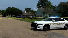Cover for Louisiana man arrested after allegedly killing his grandmother and stabbing his mom, sheriff's office says