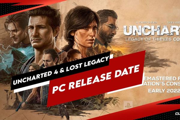 Picture for Uncharted Legacy of Thieves PC Release Date: When is Uncharted coming to PC?