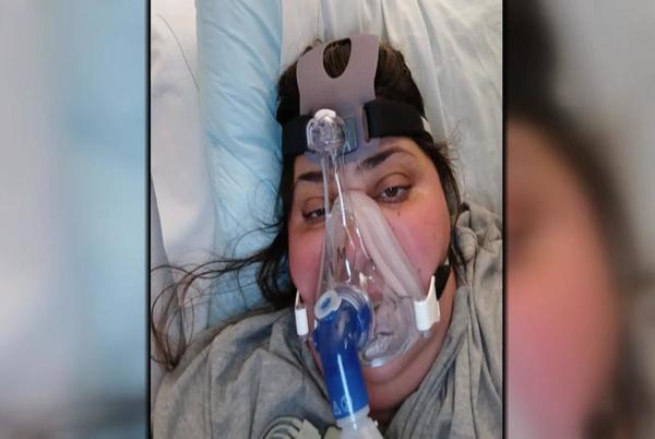 Picture for North Charleston mother on life support, two kids also battling COVID