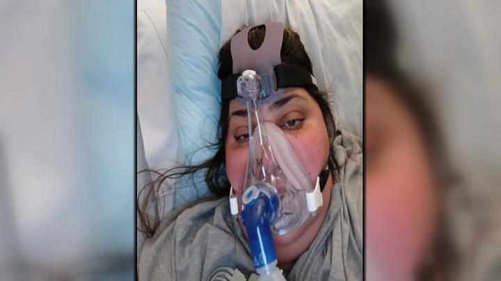 Cover for North Charleston mother on life support, two kids also battling COVID
