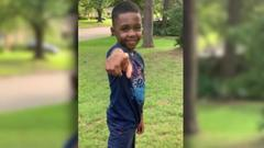 Cover for Family says social media challenge led to death of 9-year-old Tennessee boy