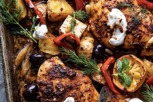 Picture for Busy Schedule? These 15 Sheet Pan Chicken Recipes Are Your New Weeknight Heroes