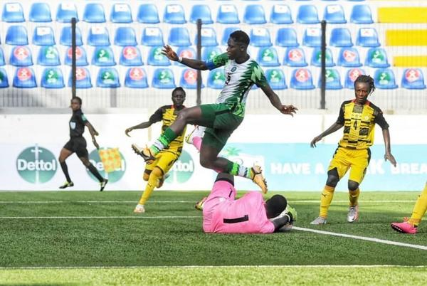 Picture for 2022 AWCON qualifiers: CAF approves GFA's request to admit 4,000 fans for Black Queens vs Nigeria tie