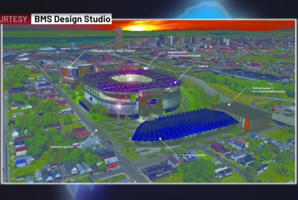 Picture for Buffalo Common Council: Build Bills Stadium Downtown