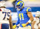 Picture for Rams Linebacker Kenny Young partners with UNIFY Financial Credit Union to tackle financial education for students in LA