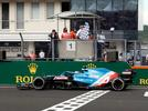 Picture for F1 Hungarian GP: Esteban Ocon takes victory after eventful race – as it happened