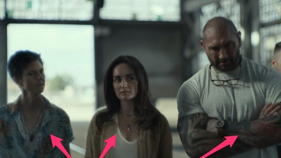 Picture for Ana de la Reguera was the only actor to work with Tig Notaro on 'Army of the Dead' after she replaced Chris D'Elia