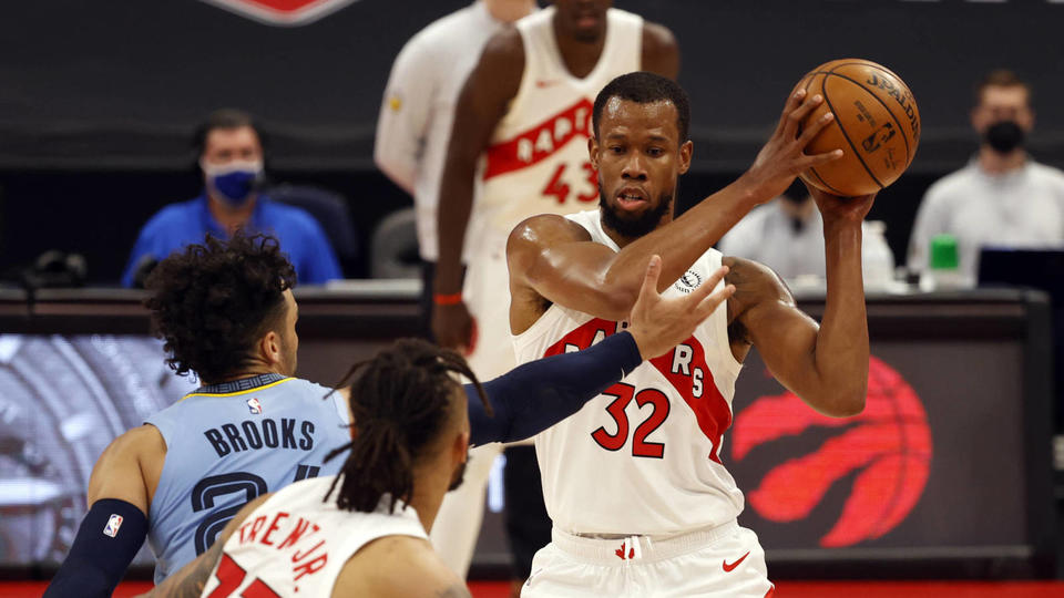 Picture for Raptors' Rodney Hood suffers fractured left hand