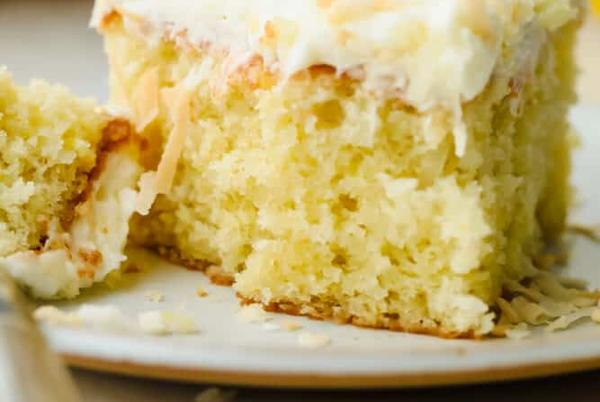 Picture for Lemon Coconut Cake