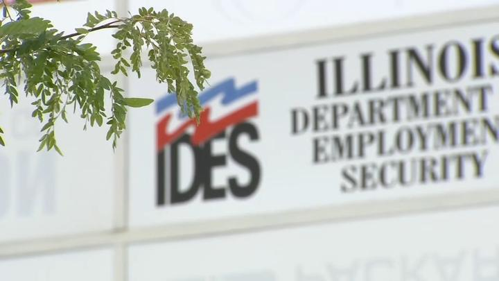 Cover for Illinois unemployment notices from IDES cause confusion, worry in those told they owe thousands