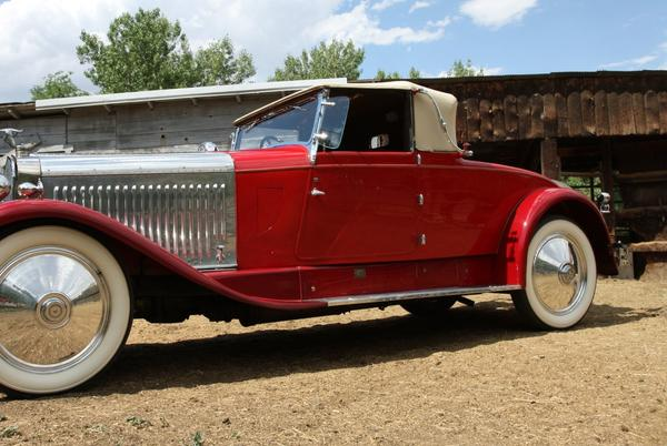 Picture for How a Novelist Bought a 1926 Hispano-Suiza at Auction After Three Martinis