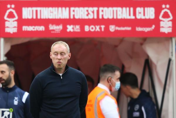Picture for Steve Cooper takes charge for first time as Nottingham Forest draw with Millwall