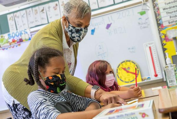Picture for COVID-19 live updates: No masks, more outbreaks in schools, CDC studies find
