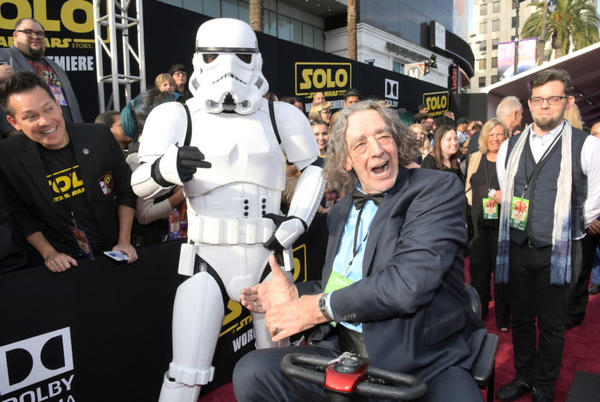 Picture for 5 little-known facts about Peter Mayhew in Star Wars